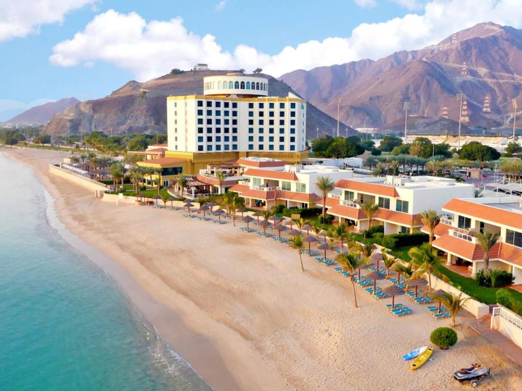 OCEANIC KHORFAKKAN RESORT & SPA 4