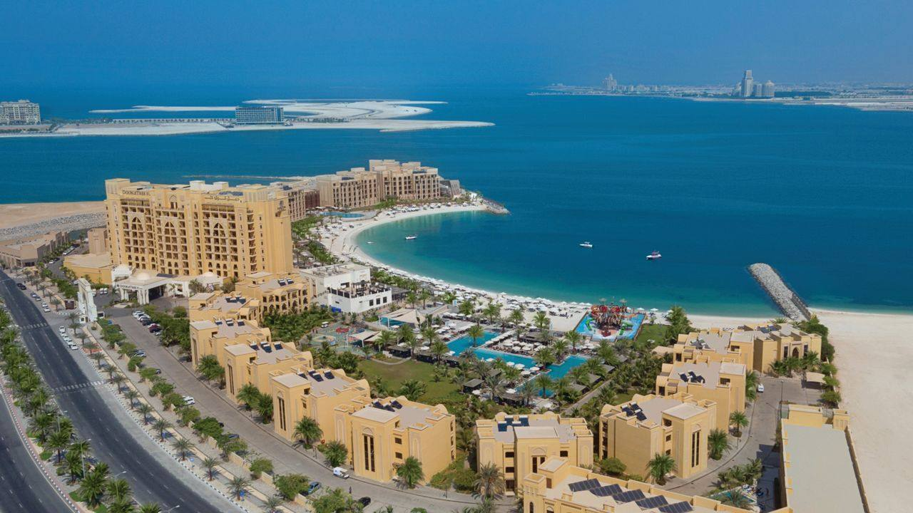 DOUBLETREE BY HILTON RESORT & SPA MARJAN ISLAND 5